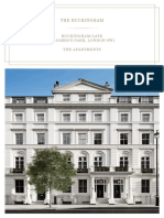 Buckingham Gate - The Apartments Brochure No Prices 1