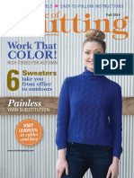 Love of Knitting - Fall 2016