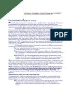 National Iodine Deficiency Disorders Control Program