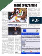 EU empowerment programme shapes Bwaise slum dwellers