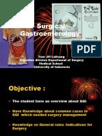 S13 Penyakit Dan Kelainan Sistem Gastrointestinal Dan Pankreatobilier Di Bidang Bedah