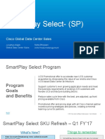 Cisco SmartPlay Select (SP) - Smartplay Select Program Guide Sp v2.2
