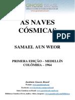 As Naves Cósmicas - Samael Aun Weor