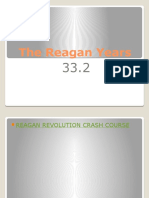 33 2 the reagan years