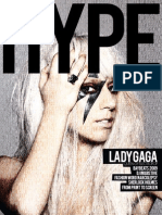 Hype Issue 29 the Reinvention 1