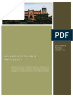 Guia de Gestão Por Processos - Fundação Osvaldo Cruz