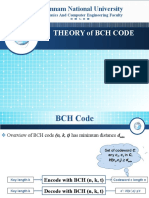 Thlam 4th BCH Code