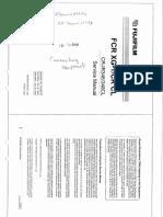 Fuji FCR Profect CS Console Service Manual Part 1