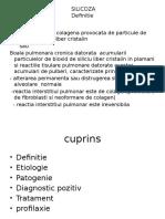 Curs 4 - Silicoza