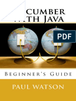 Cucumber With Java - Paul Watson