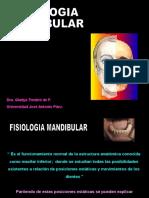 Fisiologia Mandibular(1)