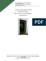 Estudio de Suelos Lote Corporacion Educativa Santo Domingo