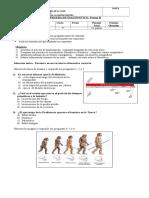 prueba de sociales  de 7° año froma B  evolución (1)