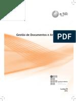 Livro Gestao de Documentos e Arquivistica - Zélia Freiberger - Rede E-Tec Brasil
