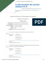 AccesoUIP_ Examen Psicotecnico II (50 Pregunas, 40 Minutos)