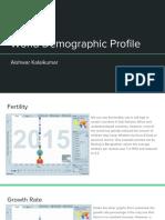 world demographic profile