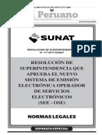 comprobantes de pago electronicos OSE sunat 117-2017.pdf