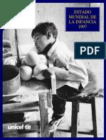 Estado Mundial de La Infancia 1997