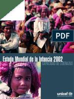 Estado Mundial de La Infancia 2002