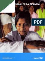 Estado Mundial de La Infancia 2004