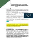 Implementación Del Programa de Sensibilización y Capacitación en Gestión de Residuos Sólidos en El Asentamiento Humano La Florida