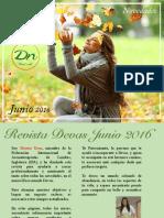 Revista Devas Junio