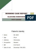 CR Steroid Induce Glaukom