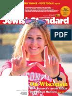 Jewish Standard, May 19, 2017