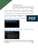Cara Convert FAT32 Ke NTFS Tanpa Software