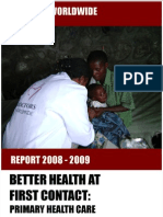 Doctors Worldwide ensures Sustainable Infrastructure Development at Disaster Sites