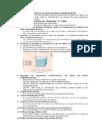 Explique la filosofía de una base de datos.docx
