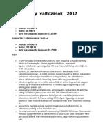 Adótörvény  változások  2016-2017.doc