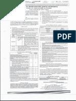 Convocatoria Becas de Manutención 2014-2015