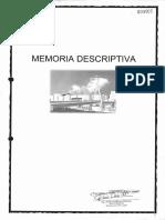 MEMORIA DESCRIPTIVA - PUENTE SOLIDARIDAD