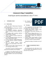 5 Manoeuvring Committee New