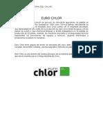 Euro Chlor Informe