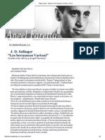 Los Hermanos Varoni - Salinger Trad