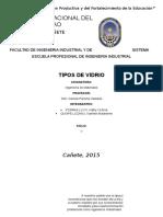 informe del vidrio.docx