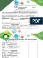 Guía de Actividades y Rúbrica de Evaluación - Tarea 1. Identificar Fuentes de Contaminación y Sus Impactos