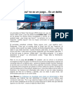 Articulo Informativo La Ballena Azul