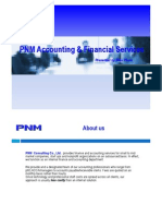 PNM accounting services
