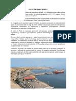 El Puerto de Paita