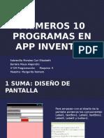 Presentacion 10 PROGRAMAS(2)