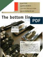 The Bottomline