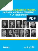 Derecho a Crecer en Familia