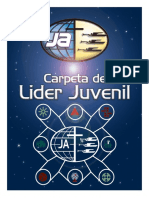 Carpeta Lider Juvenil - AVCO