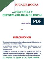 Resistencia y Deformabilidad de Roca
