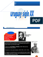 Uruguay Siglo XX (Parte 1)