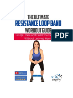 Ultimate Resistance Loop Band Work Out Guide