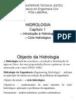 2_Hidrologia Civil - Cap 1